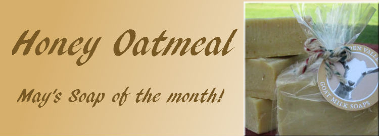 May Soap of month